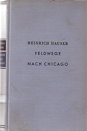 Feldwege nach Chicago.