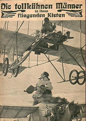 Die tollkühnen Männer in ihren fliegenden Kisten: Progressfilm. -