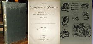 Illustrirte Naturgeschichte des Thierreichs. Erster Band: Naturgeschichte: Pöppig, Eduard: