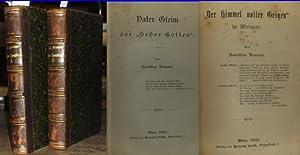 Hau- und Bau-Steine zu einer Literatur-Geschichte der: Brunner, Sebastian: