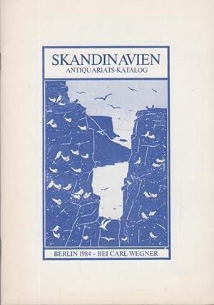 Skandinavien (Ältere Skandinavistik / Geographie und Geschichte,: Wegner, Carl (