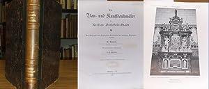 Die Bau- und Kunstdenkmäler des Kreises Bielefeld-Stadt,: Bielefeld / Herford.