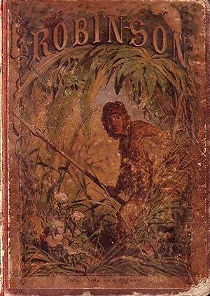 Vier Farbbilder nach Aquarellen zu J.H. Campe: Simmler, W. (Illustrator)
