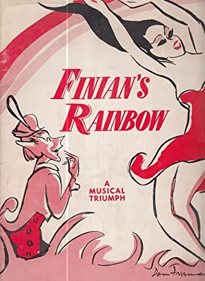 Finian ' s Rainbow. A Musical Triumph. Programmheft. Aufführung von: The New York City Center Lig...