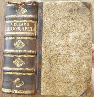 Christophori Cellarii Smalcaldiensis Geographia antiqua juxta et: Cellarius, Christoph. -