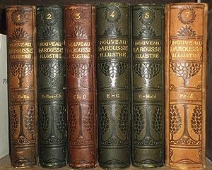 Nouveau Larousse illustre. Dictionnaire universel encyclopedique. Publie: Larousse illustre. -