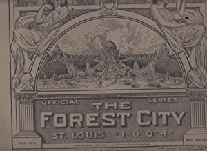 The Forest City - A Portfolio of official photographic views of the Universal Exposition, St. Lou...