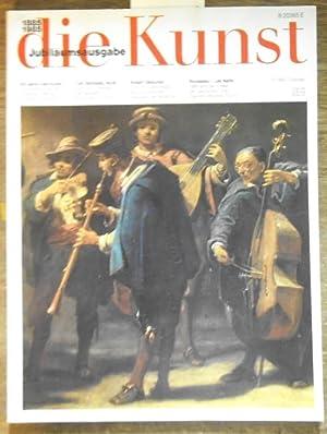 Die Kunst. 97. Jahrgang, Heft 10 /: Kunst, Die. -