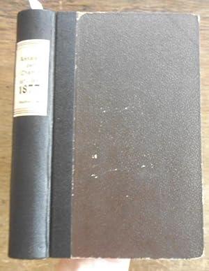 Justus Liebig's Annalen der Chemie 1877. Band: Annalen der Chemie