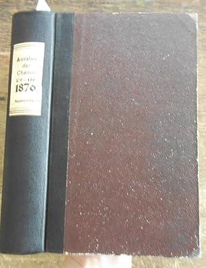 Justus Liebig's Annalen der Chemie 1875 / 1876. Band 179 -180 . Zwei Teile mit jeweils 3 ...