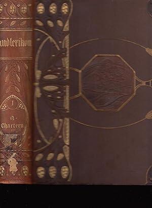 Landlexikon - Erster Band ( A -: Putlitz, Konrad zu