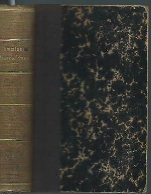 Ammiani Marcellini Rerum gestarum libri qui supersunt.: Ammianus Marcellinus:
