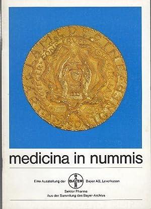 medicina in nummis. Sektor Pharma. Sonderausstellung. Ausstellung: medicina in nummis.