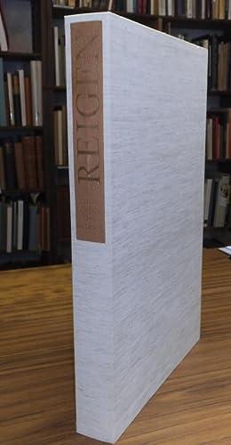 Reigen. Mit zehn zweifarbigen Lithographien von Otto: Bachmann, Otto (Illustrationen).