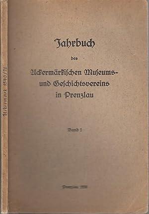 Jahrbuch des Uckermärkischen Museums- und Geschichtsvereins in: Uckermärkischer Museums- und