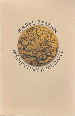 Medirytiny A Medaile. Vorwort-Preface von/ by Juliana: Zeman, Karel: