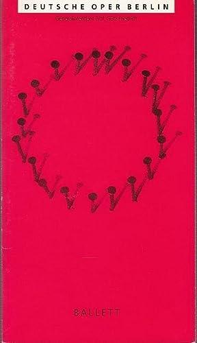 Ballettabend : 1. Duende. Ballett v. Duato,: Berlin, Deutsche Oper,