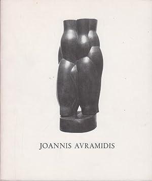 Joannis Avramidis. Skulpturen und Handzeichnungen. Katalog der: Avramidis, Joannis: