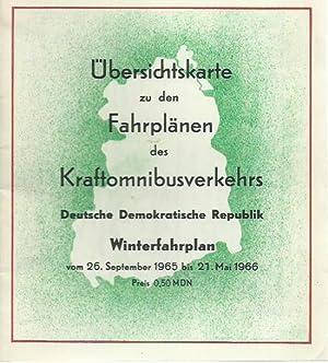 1979 Deutsche Demokratische Republik DDR Minibuch