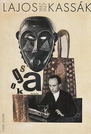 Lajos Kassak 1887 - 1967. Ausstellung in: Kassak, Lajos. -