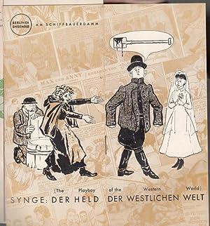 Der Held der westlichen Welt. Regie Palitzsch,: Berliner Ensemble Am