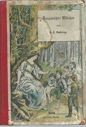 Andersen Der Tannenbaum.Ausgewählte Märchen Nach H Ch Andersen