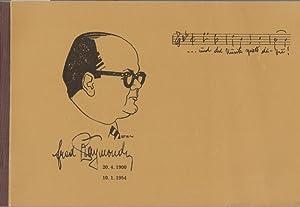Fred Raymond 1900 - 1954. und die: Schwenn, Günther. -