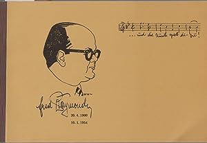 Fred Raymond 1900 - 1954. und die: Raymond, Fred. -