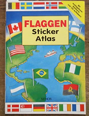 Flaggen Sticker Atlas.: Baxter, Nicola (Text)