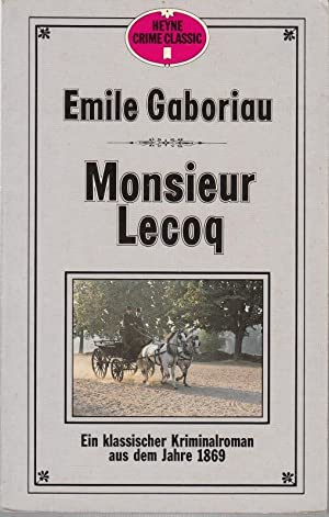 émile gaboriau - First Edition - Seller-Supplied Images
