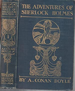 The adventures of Sherlock Holmes. - Contents: Conan Doyle, A.