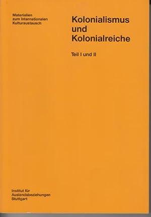 Kolonialismus und Kolonialreiche : 5. Tübinger Gespräch: Klein, Nikolaus /