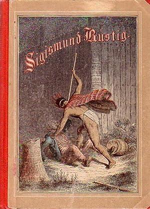 Sigismund Rüstig oder Die Schiffbrüchigen auf der: Marryat. - Hummel,