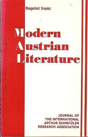 Eine Phänomenologie des Mitmachens. Zur frühen, autobiographischen: Strelka, Joseph P.