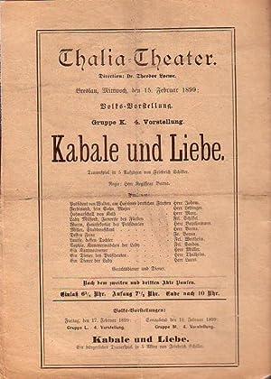 Kabale Und Liebe Köln