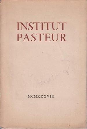 Institut Pasteur : Cinquantenaire de la Fondation: Pasteur, Louis. -