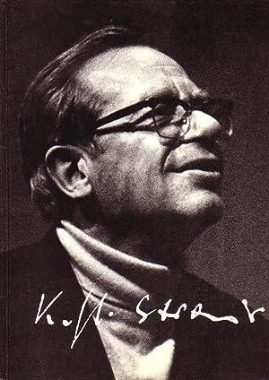 Karl Heinz Stroux. Eine Dokumentation des Düsseldorfer: Stroux, Karl Heinz.
