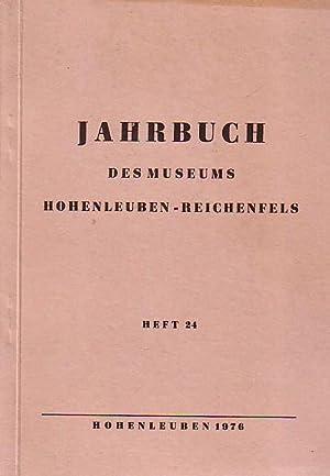 Jahrbuch des Kreismuseums Hohenleuben-Reichenfels. Hrsg. Der Rat: Hohenleuben -