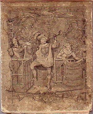 Das Nürnberger Gesellenstechen vom Jahre 1446 nach: Nürnberg. - Walther,