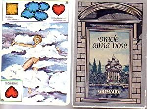 Oracle alma bose. 67 cards with explanatory: Kartenspiel. - Grimaud,