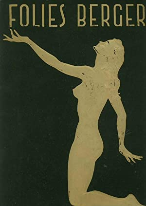 Folies Bergere-Album Souvenir pour le Centenaire des: Folies Bergere. -