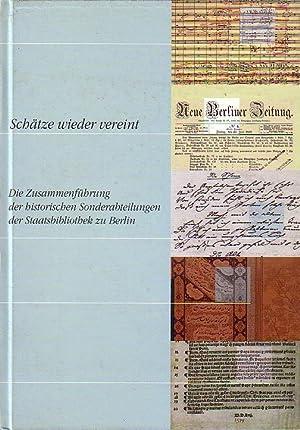 Schätze wieder vereint - Die Zusammenführung der: Jammers, Antonius (Hrsg:)