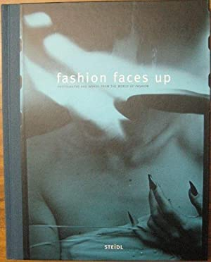 fashion faces up : Photographs and words: Harrison, Martin (Design):