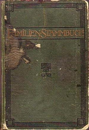 Familien-Stammbuch. Herausgegeben von Louis Schneider, Standesbeamter in: Horn / Löppen.