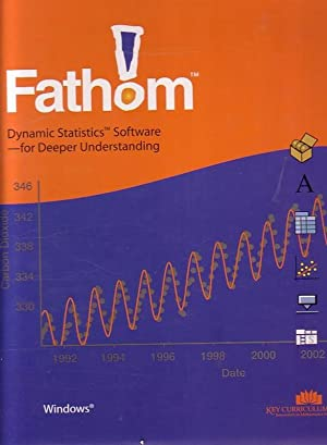 Fathom, Dynamic Statistics Software for deeper understanding.: Fathom -