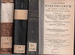 Historiarum ab urbe condita libri, qui supersunt,: Livius Patavinus, Titus.