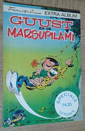 Guust en de Marsupilami: Franquin