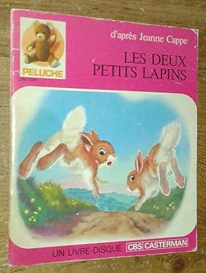 Les Deux Petits Lapins: Cappe Jeanne, Marlier