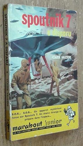 Spoutnik 7 a disparu: Vauzière Claude