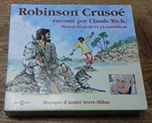 Robinson Crusoé, raconté par Claude Rich, Hassan: Collectif